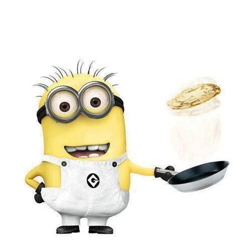 If the Minion can cook, so can I.