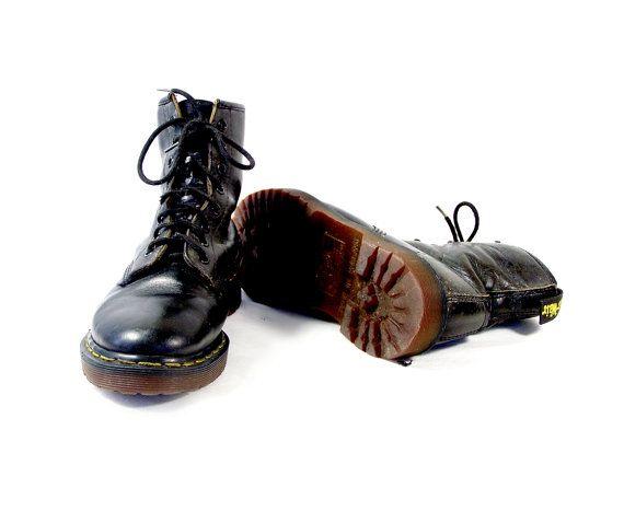 Chaussures Vintage Couronne En Cuir Blanc Vintage Pour Les Hommes CVGf6p