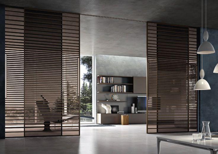 porte coulissante en verre mitika line collection mitika by adielle screens doors. Black Bedroom Furniture Sets. Home Design Ideas