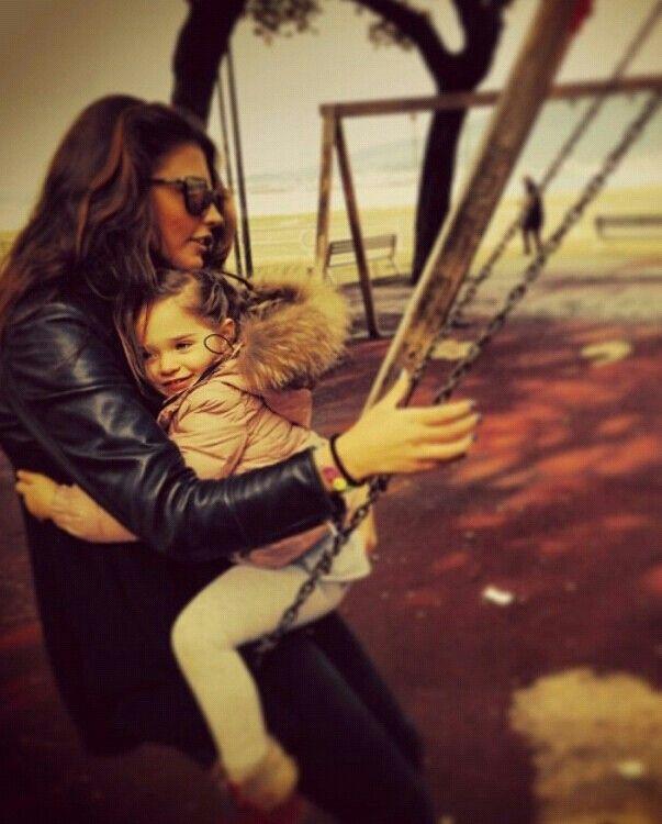 Antonia and Maya