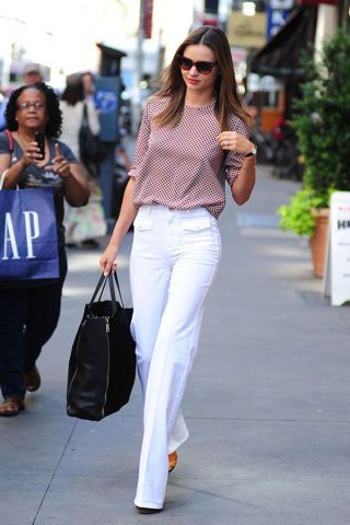 40 photos that prove Miranda Kerr has the BEST street style.