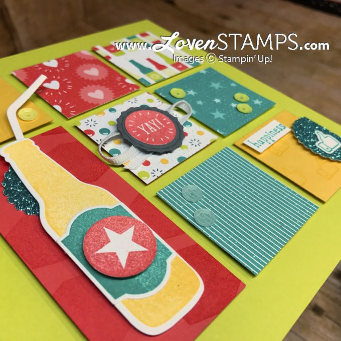 Hello to all our stamping friends who are enjoying warm temps this holiday season! With all the snow and ice right now in Illinois, it's easy to forget that it's all sun and sand in the southern hemisphere. So for all you lucky Australians, hope you're having a great time in the sun – and …