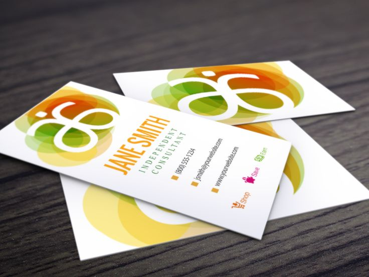 7 best arbonne business cards images on pinterest arbonne business arbonne business cards reheart