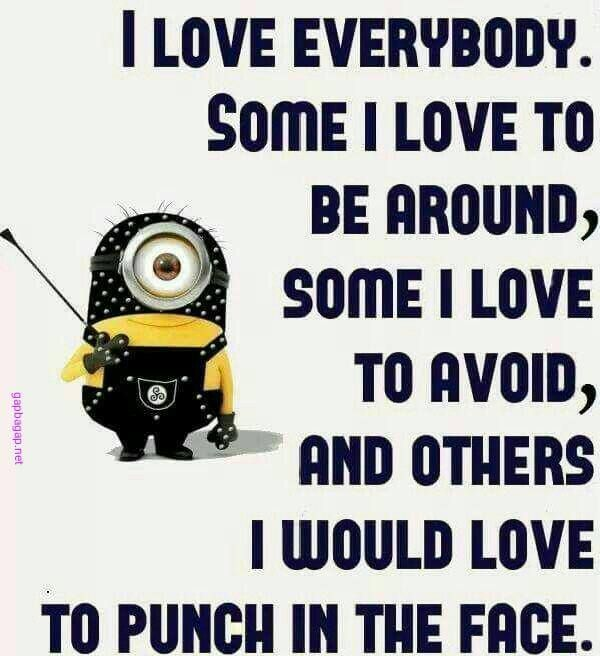 Funny Quotes By The Minions