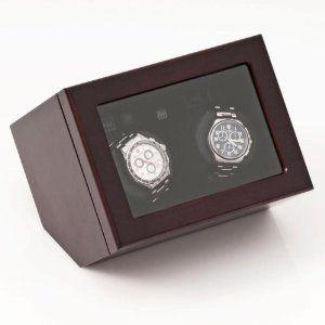 Double Automatic Watch Winder Brookstone. $149.99