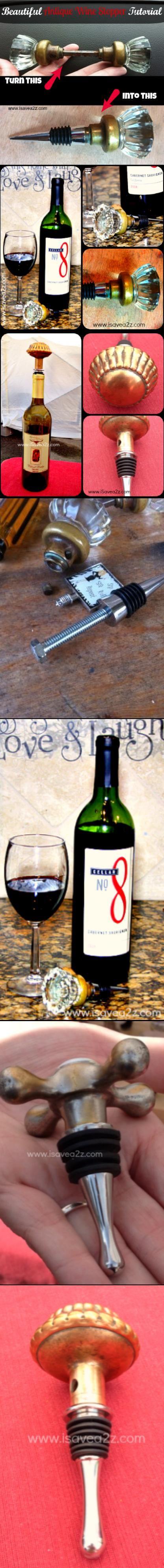 Best 10 Wine stoppers ideas on Pinterest Wine bottle stoppers