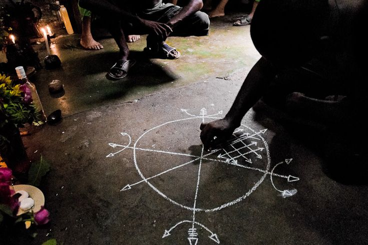 misinterpretation of african based religions vodou essay Vodun is a primary african religion of origin of not only new world vodou but also santeria and candomble african vodun, as well as elements of kongo and yoruba religions, influenced the development of new world vodou.