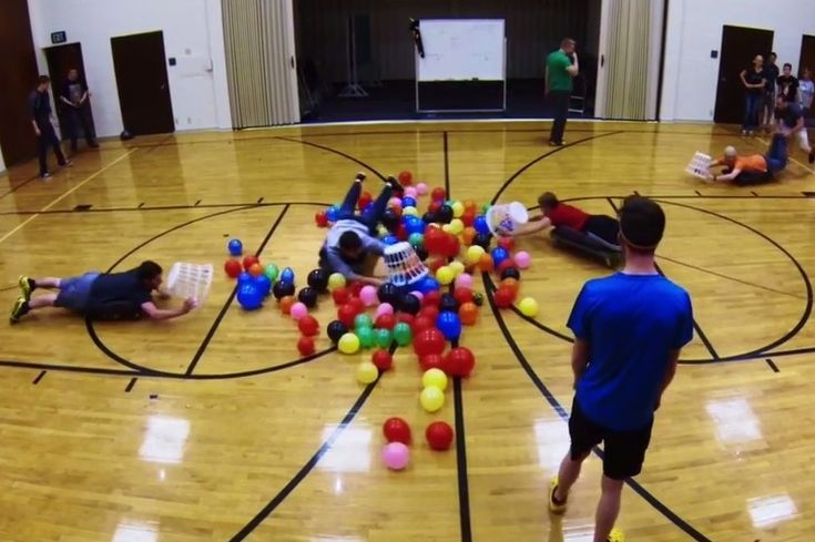 Many people of a certain age will have wasted hours in their youth playing Hungry Hungry Hippos, and it now looks like there is a real-life adult version...