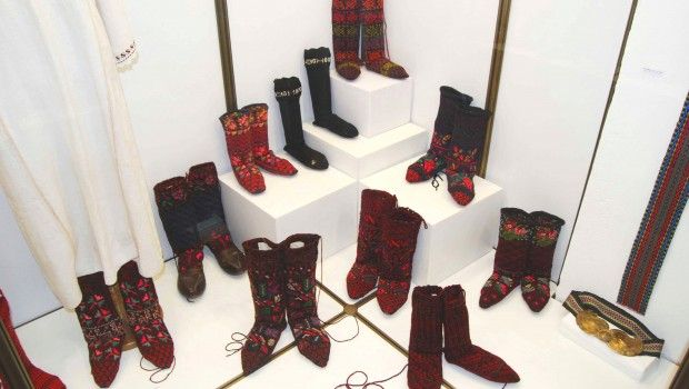 With a variety of ornamental motifs, imaginative styling and colourfulness, traditional double-knit socks are a prominent representative of folk art. With a rich collection of double-knit socks, the Knjaževac Heritage Museum preserves a unique manuscript of material and an album of colour and black-and-white drawings depicting all of the richness of imagination and skilfulness of the knitters of the Timok region. http://www.serbia.com/the-double-knit-socks-of-the-timok-region/