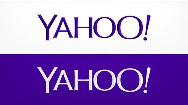 Yahoo New Logo (2014)