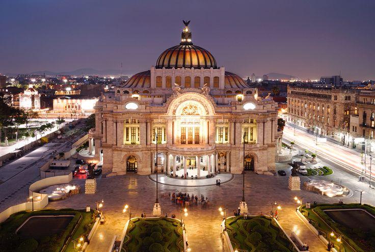 Palacio bellas artes México-2014