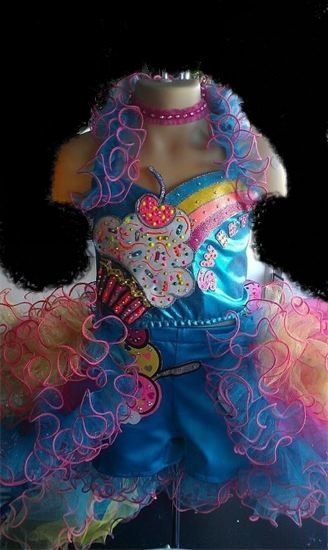 Hey, I found this really awesome Etsy listing at http://www.etsy.com/listing/158019189/custom-made-candy-wear-for-glitz-pageant