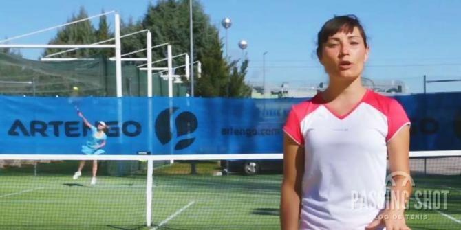 El saque, uno de los golpes más importantes - #tenis #decathlon