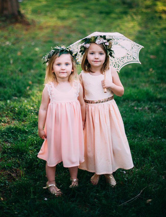 Bohemian Babies Dress