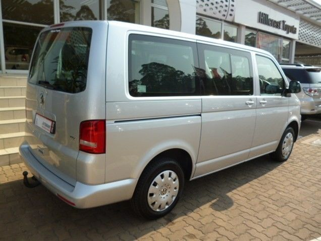This Minibus comes Standard with All the Room & Comfort You Need.2013 #Volkswagen #Kombi T5 2.0 TDi (75 kW) SWB. Silver in colour and comes with a Superb 2.0 Diesel Engine. It is available in a Manual Transmission with a Low Mileage of Just 33 600Kms. Get this Great Deal for R349 990.Fabulous Extra's: Air Conditioner / Alarm / MP3 Player Radio/CD +More. Contact Keith Rabilal On 082 323 1303 / 031 737 1500 or Email keithr@smg.co.za. Like Us https://www.facebook.com/KeithRabilalForUsedCars