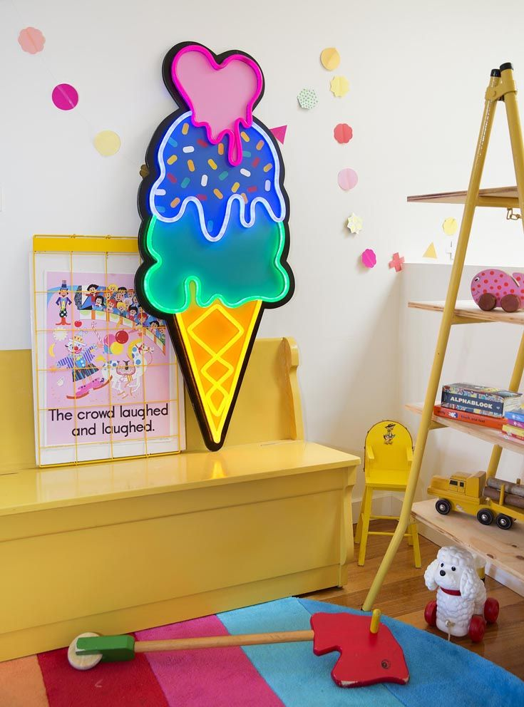 Electric Confetti • Available at thebigdesignmarket.com