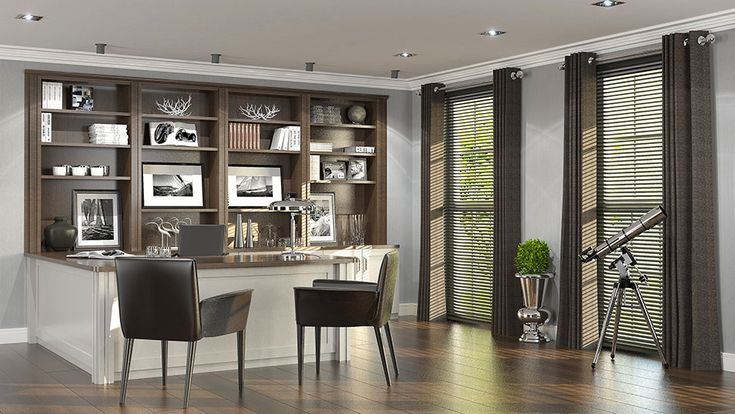 Shelving options - Bespoke Fitted Office Furniture | Hyperion-Furniture