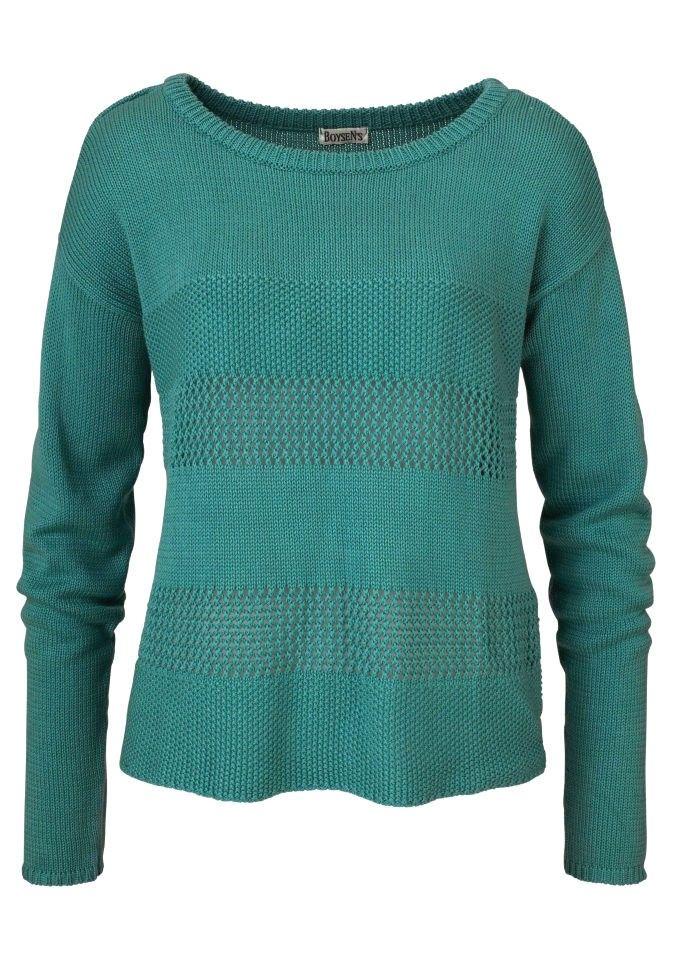 factory price 44ae5 2f8da Boysen's #Damen #Pullover #türkis #Neu Gr.#44/46 | Ebay ...