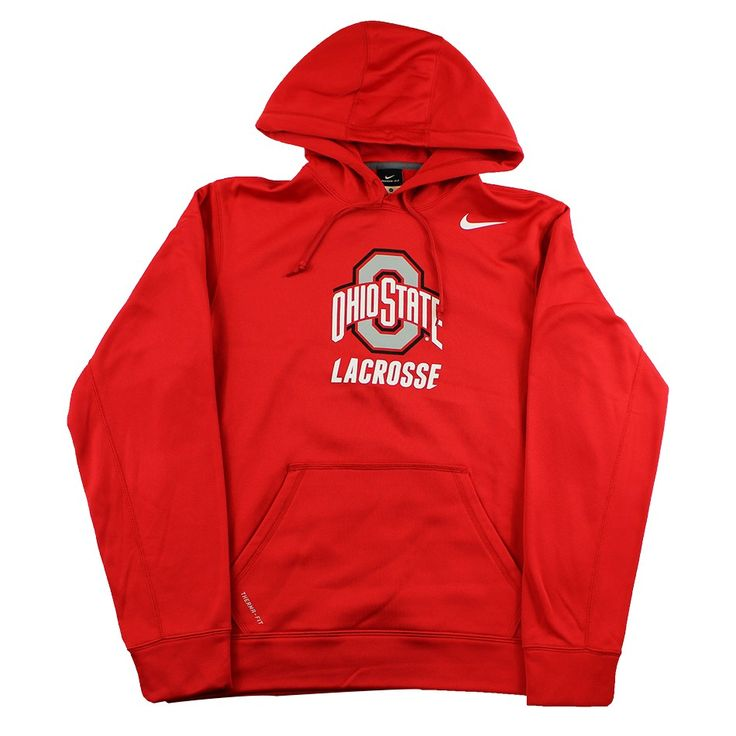 #LacrosseUnlimited New Sweats! #Nike KO Ohio State Lacrosse Hoodie #Buckeyes This is one #NCIS reference if i ever saw it