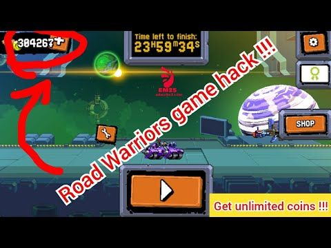Road warriors - game unlimited coins hack with luckypatcher