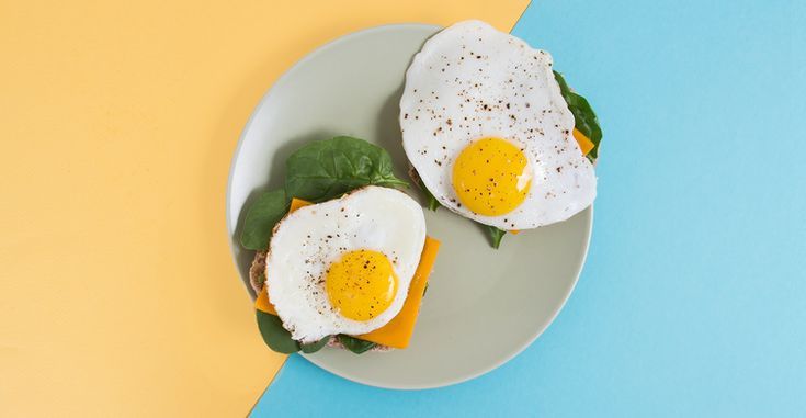 34 Healthy Breakfasts for Mornings on the Run: Egg White Sandwich