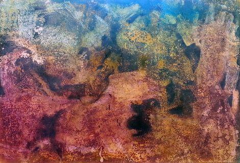 """Di Vora Anneliese, """"Schluchtenwelt"""" on ArtStack #di-vora-anneliese #art"""