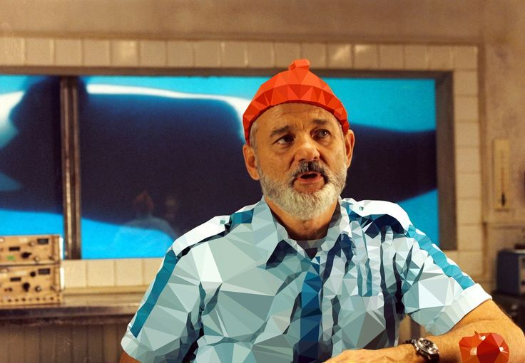 Bill Murray (The Life Aquatic with Steve Zissou)