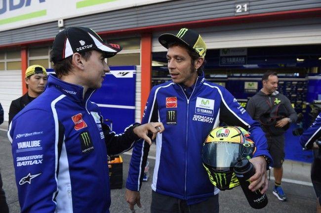 IMGP: Piloti Yamaha soddisfatti della prima giornata a Motegi | Infomotogp.com