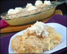 Upside-Down Pineapple Crush  PointsPlus® value 4 for 1/8 dessert