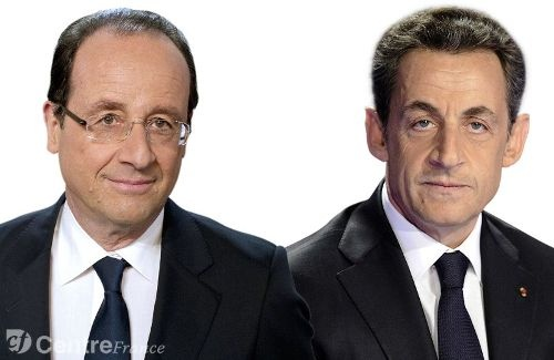 French elections first round results : Hollande and Sarkozy advance to the runoff in May, 6th with respectively 28,63% and 27,18%. Le Pen and the far-right arrived in third position with 17,90%. Mélenchon (11,11%) and Bayrou (9,13%) lost their challenge. High turnout !