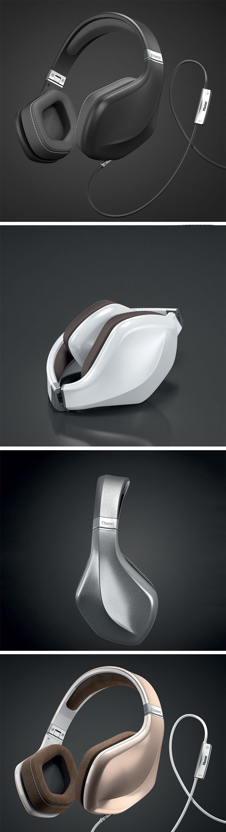 Designed by none other than Italian design powerhouse, Pininfarina (the force behind Ferrari's design legacy), the LZR 980 headphones exude a class you don't see in many headphones. Designed for German audio company, Magnat, known for their car audio systems and home audio systems, the LZR 980 is the flagship headphone of Magnat's newly launched range of wearable audio.