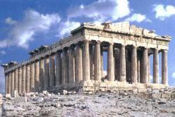 Acrópolis y partenón (Grecia)