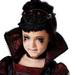 Bailey's vampire girl makeup for Halloween???