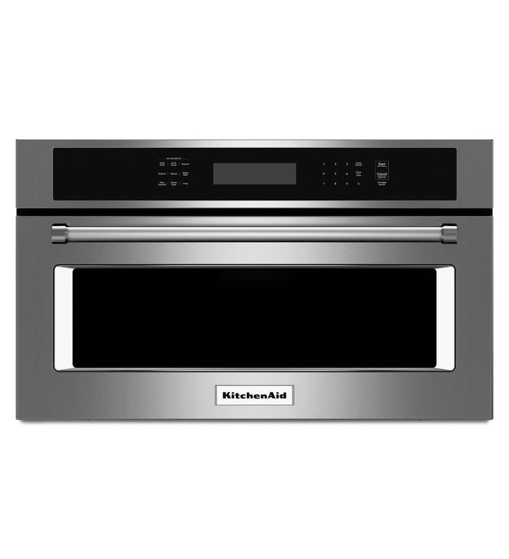 Learn About Features And Specifications For The Kitchenaid Built In Microwave Oven With Convection Cooking Stainless Steel