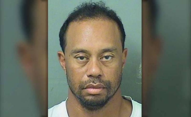 Tiger Woods arrested, charged with DUI in Florida after police see him driving erratically