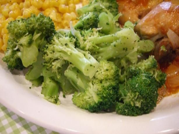 Steamed Broccoli | Recipe