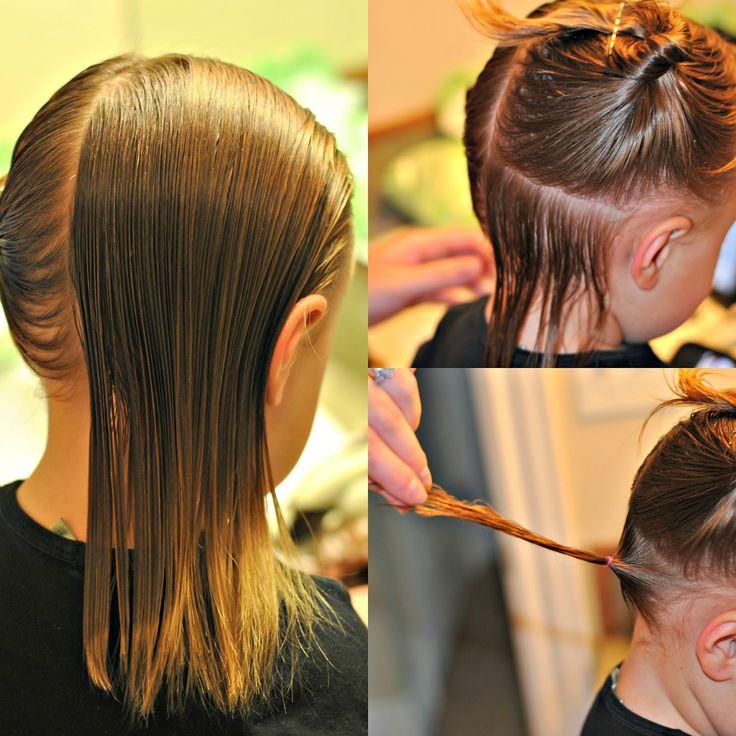 Toddler Hairstyles Pleasing 47 Best Kids Hairstyles Images On Pinterest  Kid Hairstyles