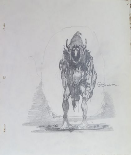 Lord Of The Rings Nazgul Concept Art By Mike Ploog: 308 Best Tolkien Images On Pinterest