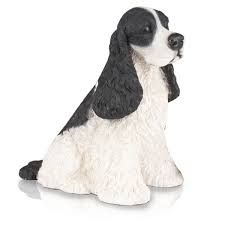 Given that the 1930's, the American Cocker Spaniel and English Cocker Spaniel are recognized as distinct breeds (the American Cocker Spaniel is smaller sized).
