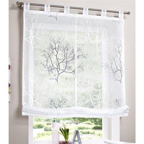 17 meilleures id es propos de voilage gris sur pinterest voilage blanc rideaux et voilages. Black Bedroom Furniture Sets. Home Design Ideas
