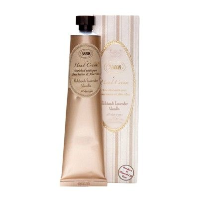 A great hand cream from Sabon in Soho, New York City.  Ladies, check out http://www.datingmemoirs.com/ for dating advice and tips!