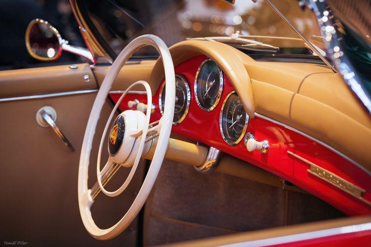 https://flic.kr/p/22zUNjV | Porsche | 356 cabrio