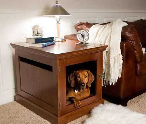 Creative Dog House Design Ideas_08 - Love this one.