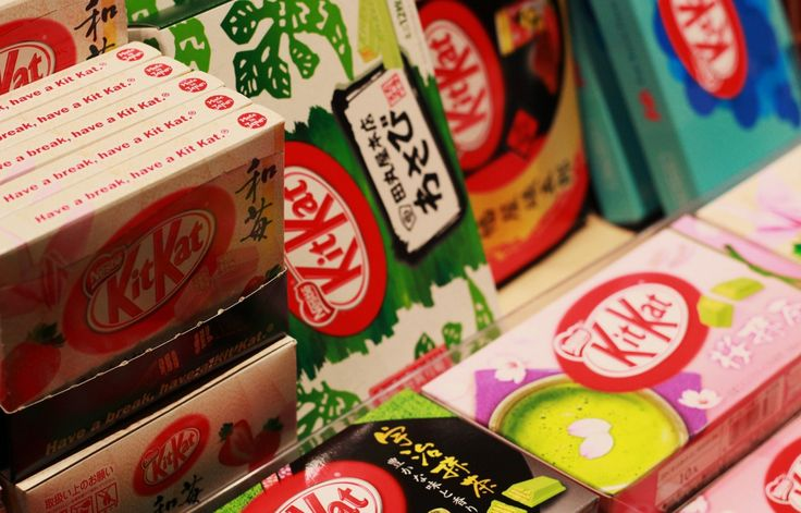 10 Very Unique, Very Japanese Kit Kat Flavors | All About Japan food, drink, coffee, cake, sushi, ramen, noodles, soba, sashimi, matcha, green tea, tea, kitkat, kit-kat, candy, sweets, ice cream, the real japan, real japan, japan, japanese, guide, tips, resource, tricks, information, guide, community, adventure, explore, trip, tour, vacation, holiday, planning, travel, tourist, tourism, backpack, hiking http://www.therealjapan.com/subscribe/