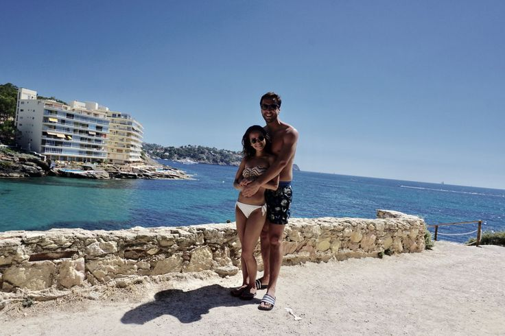 Beach day in Spain!