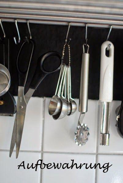 57 best Organize Kitchen - Küche organisieren images on Pinterest - ordnung in der küche