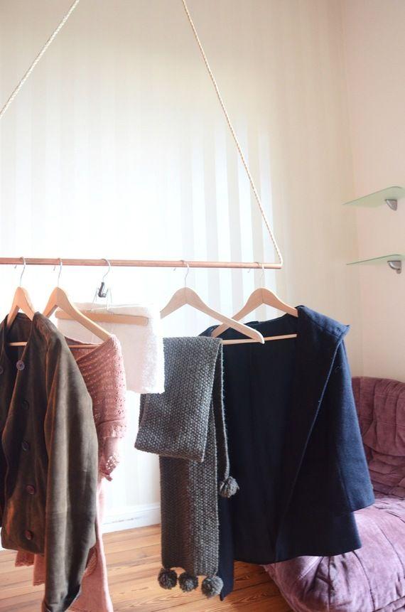 1000 id es sur le th me tringle vetement sur pinterest. Black Bedroom Furniture Sets. Home Design Ideas