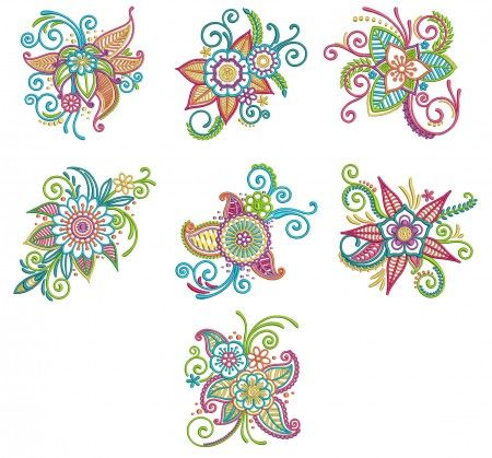 juju machine embroidery designs