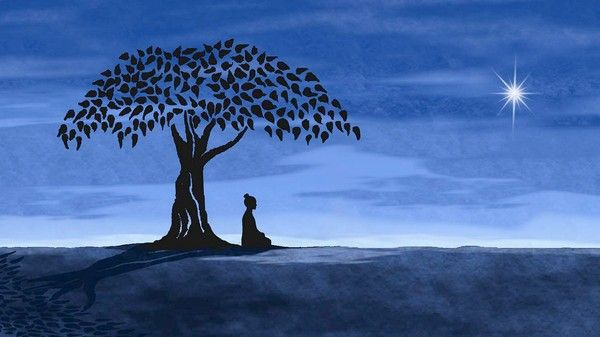 Oh to be... under that tree   Google Image Result for http://what-buddha-said.net/gallery/var/albums/Buddha-Images/The_Buddha_blue.jpg%3Fm%3D1330421607