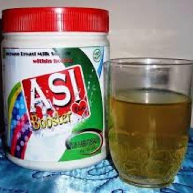 ASI Booster Tea merupakan obat pelancar ASI herbal yang bisa meningkatkan produksi ASI bunda sampai 900% dalam waktu yang singkat. ASI Booster Tea dibuat dari bahan herbal alami seperti fenugreek powder, fenner powder, fenugreek seed, fennel seeds, anise, habbatussauda dan malunggay yang aman dikonsumsi oleh ibu menyusui.  Bayi yang baru lahir membutuhkan banyak asupan nutrisi untuk mendukung pertumbuhan dan perkembangannya.